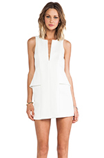 The Recovery Dress in Ivory