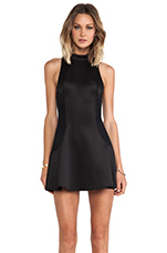 Up The Wall Dress in Black