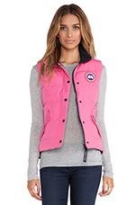 Freestyle Vest in Summit Pink