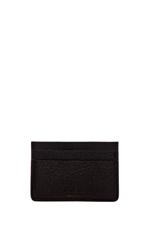 Credit Card Wallet in Black