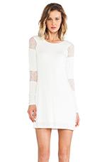 Goal Dress in White
