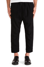 Payne Pant in Black