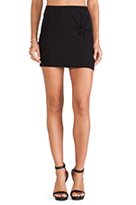 Complicate Skirt in Black