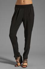 Gym Pants in Black
