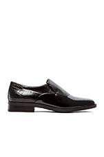 Farrah Loafer Flat in Black
