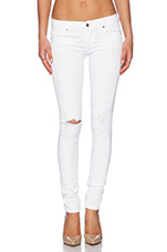 Avedon Skinny in Distressed Santorini