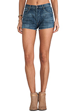 Premium Vintage Chloe Short in Union