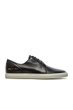 Rec Shoe in Black