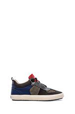 Clay Sneaker in Mutli Assorted