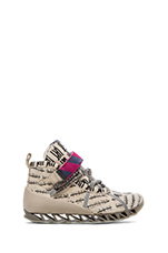 Wilhelm Ankle Boot in Multi Assorted