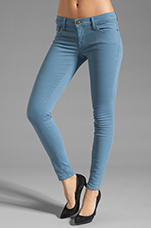 The Ankle Skinny in Blue Shadow