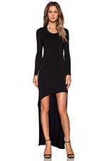 Nancy Maxi Dress in Black