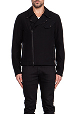 x Reigning Champ Rider Jacket in Black