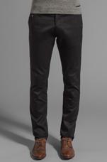 Chi-Tight Pants in Black Stripe