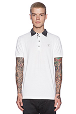 Antho Polo in White