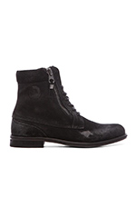 The Beatstick Jefferson Boot in Black