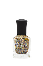Nail Lacquer in Glitter and be Gay