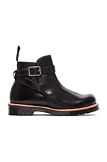 Kenton Dealer Boot in Black