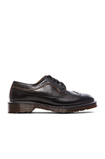 Brogue Shoe in Black