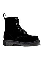 Page Velvet Boot in Black