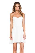 Singer Dress in White