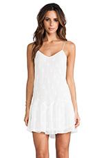 Inigo Dress in White