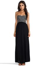 Yoconda Dress in Black & White