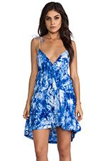 Matsya Dress in Blue