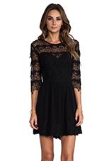Dosa Dress in Black