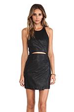 Helsah Dress in Black