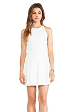 Alda Dress in Cream