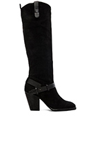 Hawthorne Boot in Black