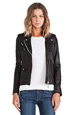 Moto Jacket in Black