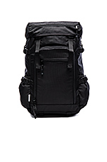 Ruckpack in Black