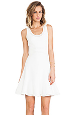Perry Dress in White