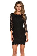 Zarita Dress in Black
