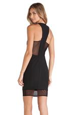 Parker Dress in Black