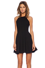 Magdalena Dress in Black