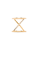 Velde Ring in Gold