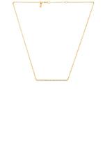 Delgado Necklace in Multi Color Sapphire