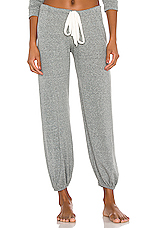 Heather Pant in Heather Gray