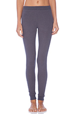 Cozy Time Legging in Gunmetal