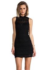 Lace Dress in Black