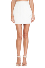 The Prestige Skirt in White