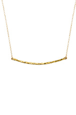 Breeze Necklace in Gold
