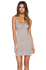 Tunic Layer Tank in Grigio