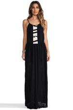 Ali Maxi Dress in Black