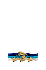 Bracelet Set of 3 in Nautical