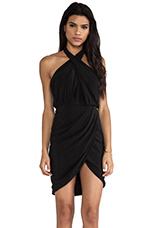 Lagoon Dress in Black