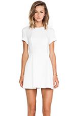 Hyper Paradise Dress in White